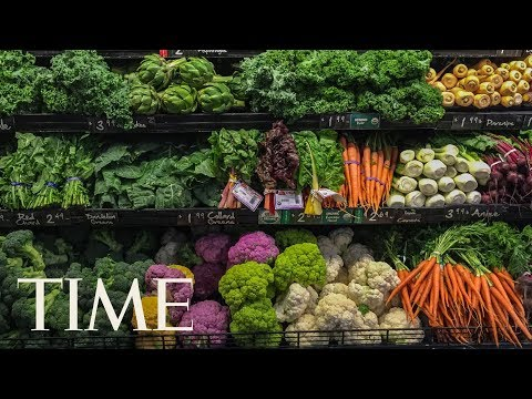 The Secret Ingredient To Eating More Vegetables: No Additional Ingredients Required | TIME