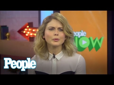 Rose McIver Reveals What Goes Best With Brains  People