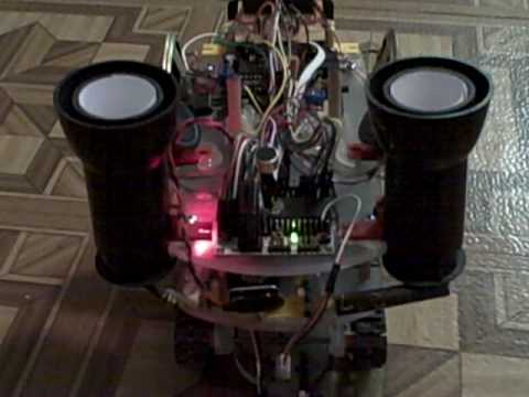 FDR (Futurama Drum Robot) This video shows random music, tempo, drum selection, and no navigation