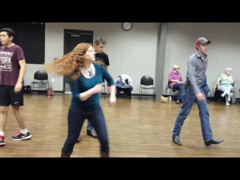 Rons american kid line dance on utube