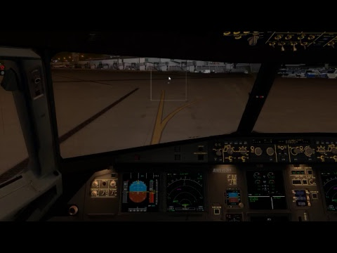 X-Plane 11 EETN to EPWA full flight