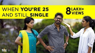 When you're 25 and Still Single | English Subtitles | Awesome Machi