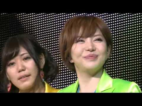 女の花道 卒業式ABAYO~ending