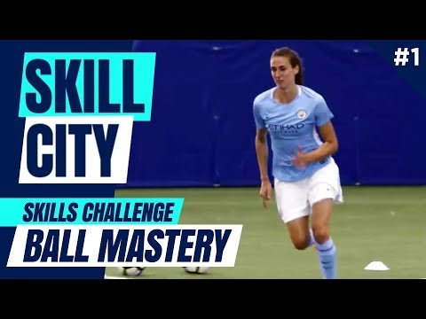 BALL MASTERY Lloyd v Scott v Ross | SkillCity