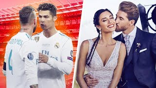 Cristiano Ronaldo and Sergio Ramos: a love-hate relationship - Oh My Goal