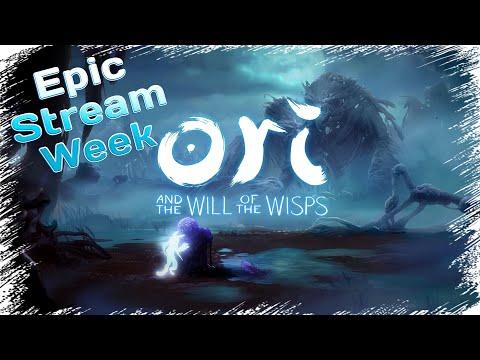 Смотреть прохождение игры EPIC STREAM WEEK   MAY 2020   Day 7: Ori and the Will of the Wisps   Igorelli