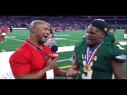Longview Wins 2018 6a Division II State Title with a 35-34 Win over West Brook