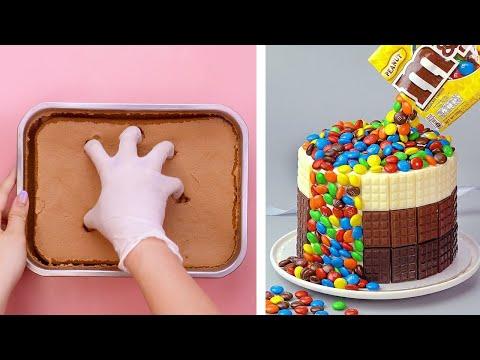 Creative Chocolate Cake Decorating Recipes | So Yummy Cake Tutorials  Perfect Cake Ideas #2