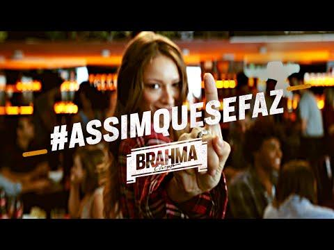 Brahma: Cerveja é ...