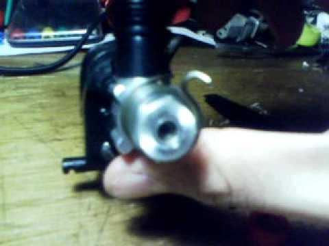 COX 0.049 PT-19 GLOW ENGINE - OVERVIEW