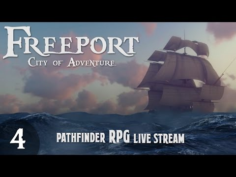 Pathfinder Table-top RPG: Episode 3 - The Institute