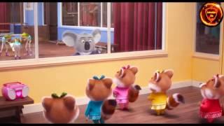 """SING Moive Trailer Song """"Ninja Re Bang Bang"""" Panda Girls Adorable Kawaii"""