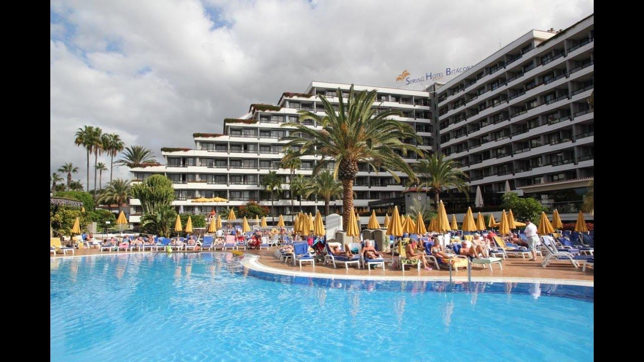 Hotel De Las Americas Spring Hotel Bitacora Playa De Las Americas Tenerife Canary