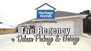 Heritage Homes - Regency (Revised Layout) - Video Tour