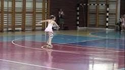 Alexia Neag - Cupa Romaniei Patinaj Artistic Role 2012