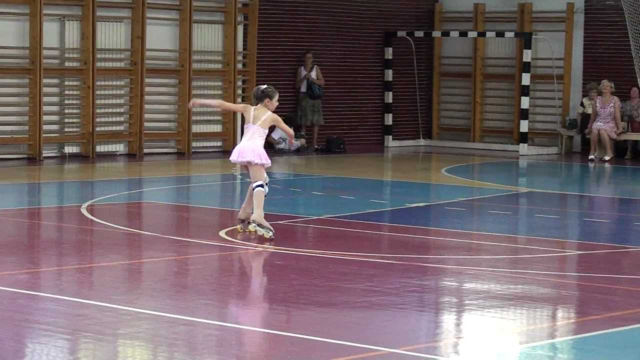 Download Alexia Neag - Cupa Romaniei Patinaj Artistic Role 2012