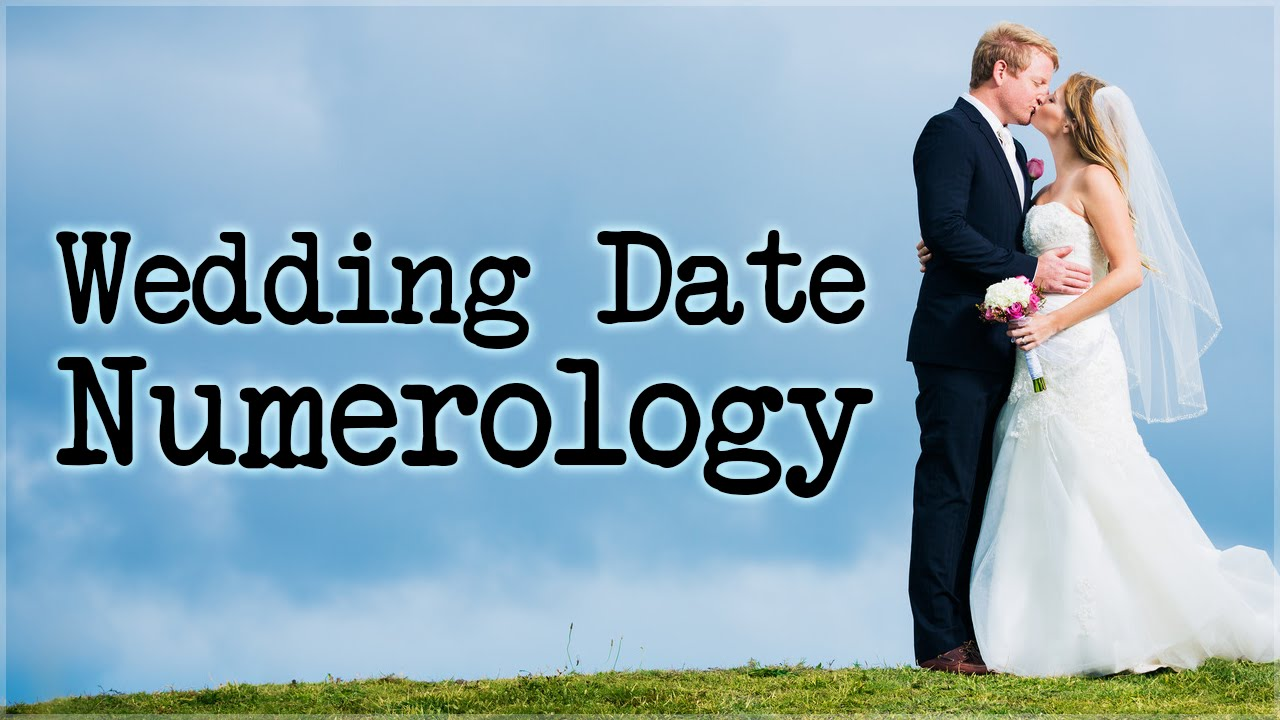 Wedding Date Numerology: Why The Date Matters - Numerology Secrets