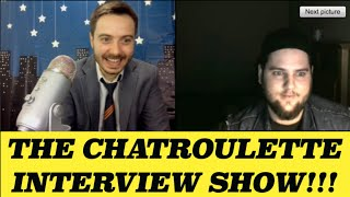 He Stabbed His Brother and Masturbated in a Hospital (Chatroulette Interview Show 23)