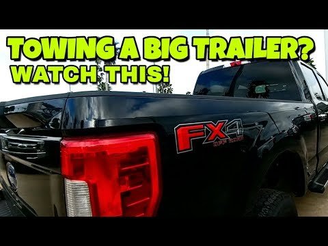 What Size Truck For Towing Travel Trailer Part 1