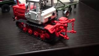 Модель Трактора Т-150 ''Гусеничний''