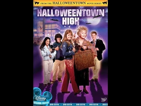 previews from halloweentown high 2005 dvd