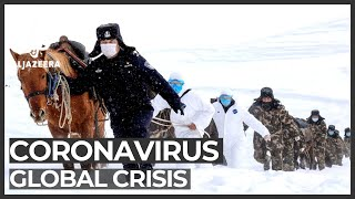 Coronavirus: A global pandemic?