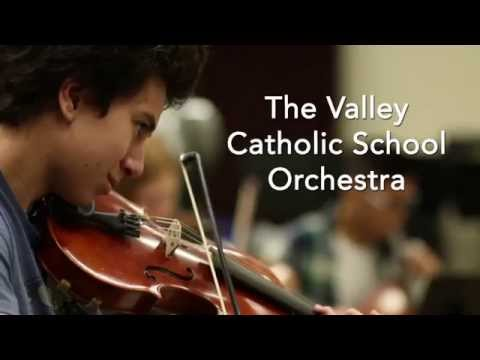 The Valley Catholic School Orchestra