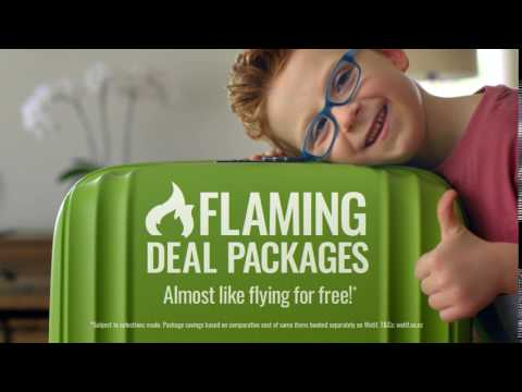 Holiday Packed with Value - Wotif.co.nz Flaming Deal Packages