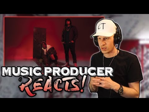 Music Producer Reacts to Boogie - Rainy Days (feat. Eminem)