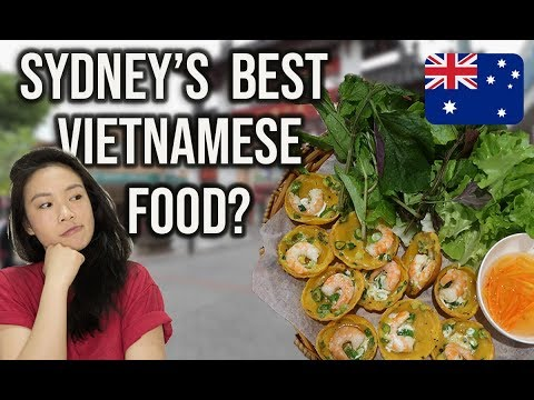 Is CABRAMATTA The BEST SYDNEY SUBURB For VIETNAMESE FOOD? | Sydney Food Tour & Guide 2019