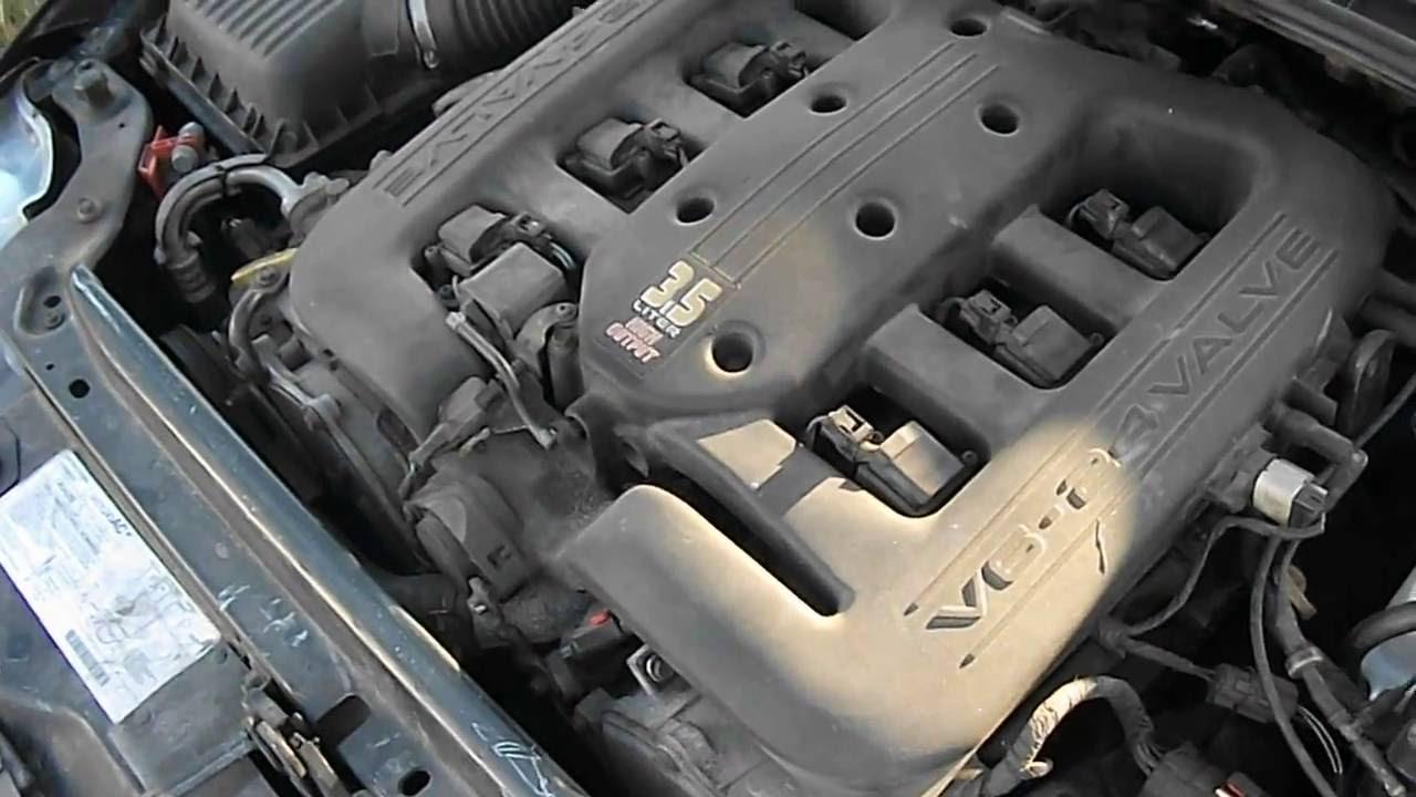 medium resolution of dodge and chrystler over heating motor 3 5 liter