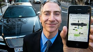 The Psychological Tricks Uber Uses on Drivers