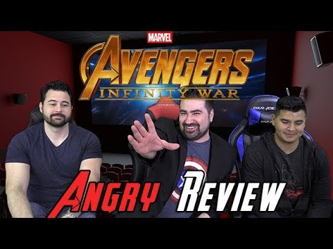 Avengers: Infinity War - Angry Spoilers Review Discussion!