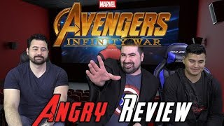 Avengers: Infinity War - Angry Spoilers Review Discussion! thumbnail