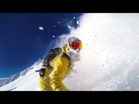 Save GoPro Snow: Riding Big Mountain Lines with the Full Moon Crew Images