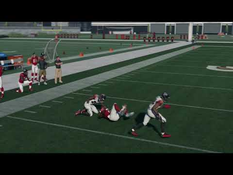 MADDEN 18: NY_KIA31'S RUN & SHOOT BREAKDOWN PT. 3-ATTACKING MAN COVERAGE