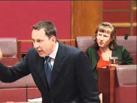 Senator Mason on the Carbon Pollution Reduction Scheme