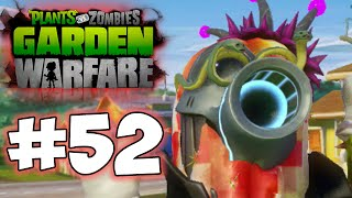 Plants Vs. Zombies - GARDEN WARFARE - PART 52 - FUTURE CACTUS! (HD GAMEPLAY)
