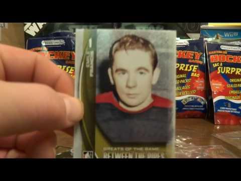 Dollarama Surprise Hockey Card Bags - Opening x2 (Upper Deck, Topps, O-Pee-Chee)