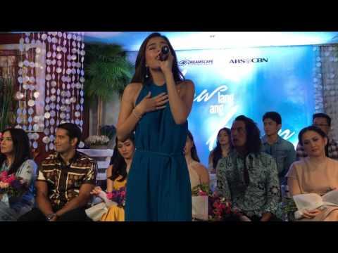 Maris Racal sings Ikaw Lang ang Iibigin theme song Paano Mo Nalaman? (How Did You Know? in Tagalog)