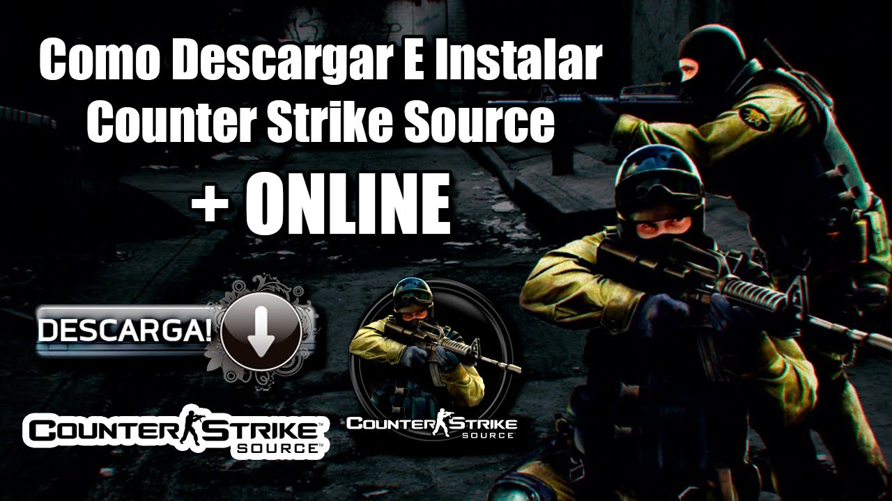 Descargar counter strike source how to use opskins cs go