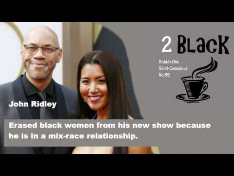 John Ridley - Erasing Black women from his new show #Guerrilla