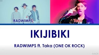 All Rights Administered by RADWIMPS Artista: RADWIMPS ft. Taka(ONE ...