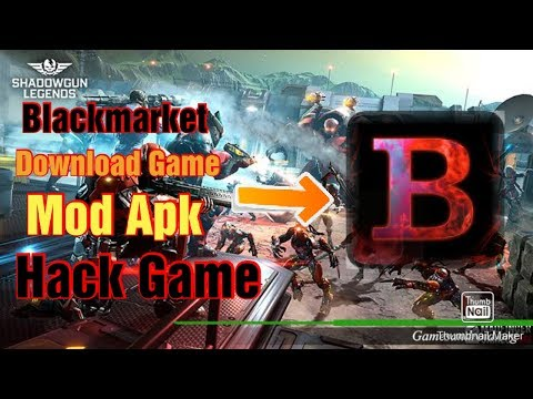 Download Aplikasi Blackmarket || Aplikasi Tempatnya Semua Game MOD Apk || Game Grafik HD 2019