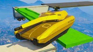 PRIMERA CARRERA TANQUE DEL FUTURO!! - CARRERA GTA V ONLINE - GTA 5 ONLINE