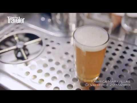 En busca de la cerveza perfecta en Madrid