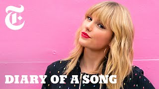 Taylor Swift Tells Us How She Wrote 'Lover' | Diary of a Song
