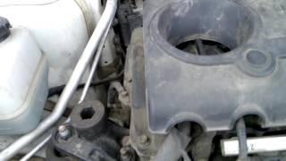 Двигун G4KD (ix35), 66 000 км пробігу, сторонній стукіт мотора