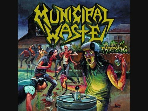 municipal waste beer pressure