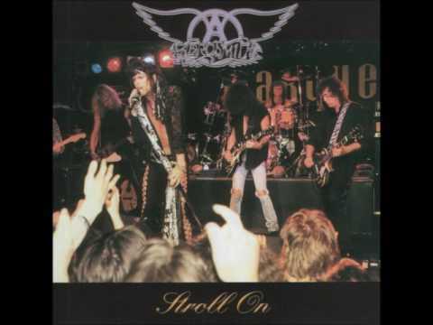 Aerosmith Stroll On Bootleg